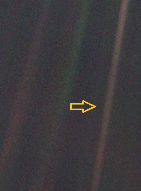 This image has an empty alt attribute; its file name is pale_blue_dot-1.png